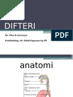 Referat difteri