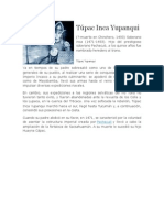 Túpac Inca Yupanqui