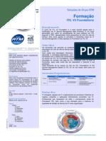 ATM Formação ITIL V3 Foundations