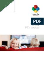 SnapTV Brochure