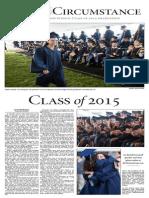 Weston Forum Graduation Pages
