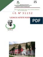 Plan de Contingencia 2015 Ayc