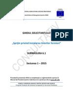 Investitii in exploatatii agricole GS_masura-6-submasura-6.1_consultare_publica