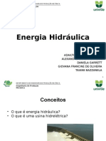 Apresentacao Energia Hidraulica Final