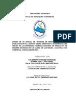 Manual de Técnicas de Merchandising y PLV