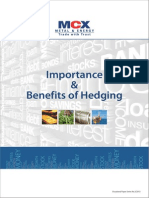 Benefits of Hedging