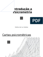 Aula Psicrometria Introdução