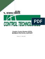 GCS Modbus Protocol Support 2v0
