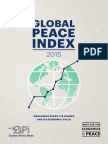 Índice de Paz Global 2015