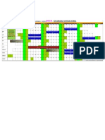 Calendario Cursos - Seguridad Operacional 2015