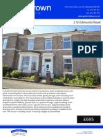 St Edmunds Road Details 2015