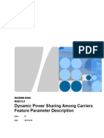 Dynamic Power Sharing Among Carriers (R15)
