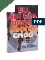 Eu Sei Em Quem Tenho Crido - Lewi Pethrus