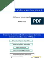 Laudos - Elaboração e Interpretação 2015