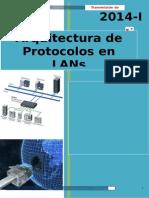 Arquitectura de Protocolos en LANs