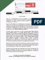 Constitución Grupo Mixto Ayuntamiento Los Llanos de Aridane