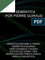 01 a Semântica de Pierre Guiraud Livro