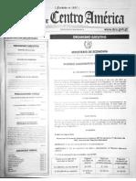 Acuerdogub118-2014 Reforma Al Arancel Del REgistro Mercantil