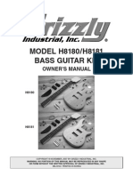 Grizzly Kit Manual