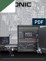 Audio Professional de Phonic