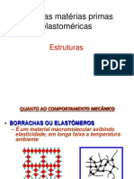Algumas Matérias Primas Elastoméricas