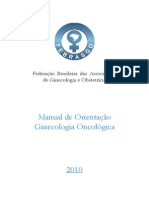 Manual Ginecologia Oncologica