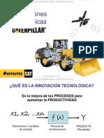 Curso Innovaciones Tecnologicas Caterpillar Especificaciones Sistema Wavs Accugrade