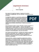 A Evangelização Arminiana - Paulo Anglada