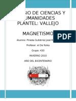 Introducción al magnetismo