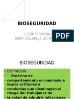 Bioseguridad Tacna