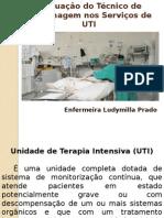 Minicurso- A Atuação Do Técnico de Enfermagem Nos Serviços de UTI