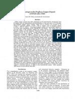 SulfurI sotopeisn theP orphyryC opperD eposit at E1 Salvador, Chile