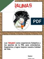 TRAUMAS, Programación Neurolingüística, PNL.