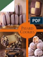 PAYARD COOKIES by François Payard
