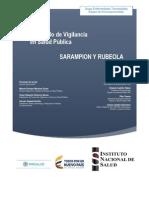 PRO Sarampion Rubeola