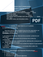 Introduction to Management Group PresentationPresentation1