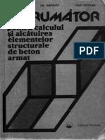 Indrumator Beton (Postelnicu)