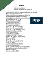 Igepp - Historia Eleitoral Do Brasil