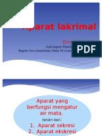 Aparat Lakrimal 3.6
