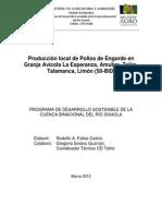 Sixaola Proy50 BID Granja Pollos Amubre