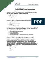 Self Assessment 09 HR
