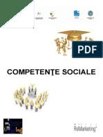 Suport de Curs Competente Sociale