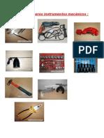 Mis 10 Primeros Instrumentos Mecánicos