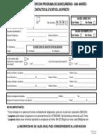 Formato Inscripción Quinceañeras 2015 v 14 Agencias