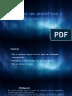 Minerales No Metalicos y sus procesos