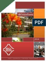 Manual Del Estudiante 2014