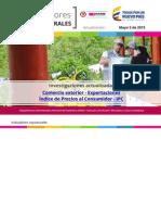 Indicadores Coyunturales 05-05-2015