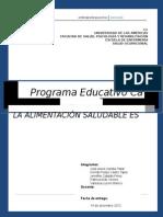 Educacion Por Cesfam Clorarorio