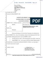 (PS) Directv Inc v. Hunt, et al - Document No. 53