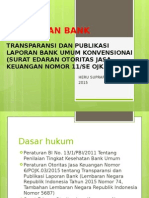 Bag 6 Transparansi Laporan Bank Umum